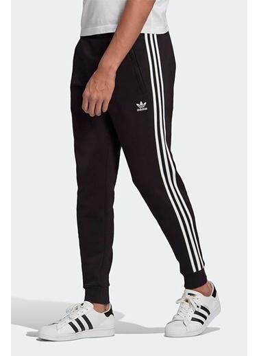 adidas Adidas Erkek Günlük Eşofman Altı 3-Stripes Pant Gn3458 Siyah